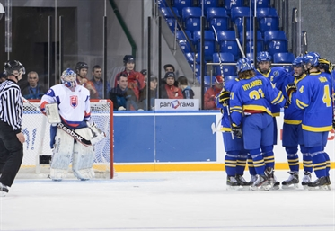High-scoring Swedes yet to lose