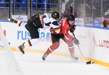 Switzerland shuts out Germany